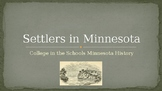 Settlers in Minnesota