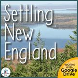 Settling New England United States History Unit