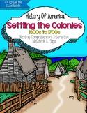 Settling the Colonies - 1600s-1700s {TN 4th Grade Social Studies Standards}