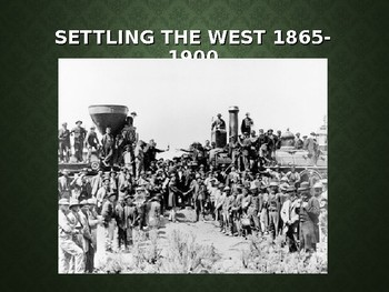 Settling the West Bundle