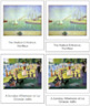 Seurat (Georges) 3-Part Art Cards