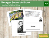 Seurat (Georges) Art Book
