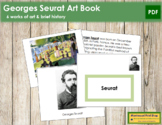 Seurat (Georges) Art Book - Color Border