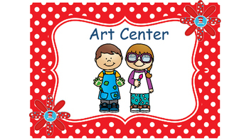 Seus Learning Centers Signs