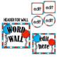 Word Wall Headers- Whimsical Theme ~ Editable