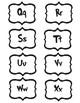 Seuss Alphabet/Letter Labels