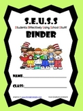Seuss Binder Cover
