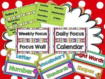 Whimsy Calendar