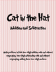 Seuss Cat in Hat add/subtract and color