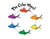 Seuss Color Wheel 11x14