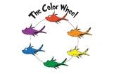 Seuss Color Wheel 11x17