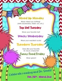 Silly Dress Up Days Poster