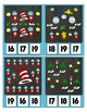 Seuss Inspired Counting 0 to 20 Clip Cards for a Fun Math Center ~ Fine Motor