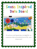 Seuss Inspired Data Board