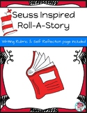 Seuss Inspired Roll A Story