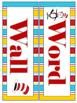 Seuss Inspired Word Wall