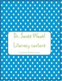 Seuss Literacy Centers