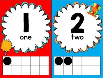 Whimsy Number Line