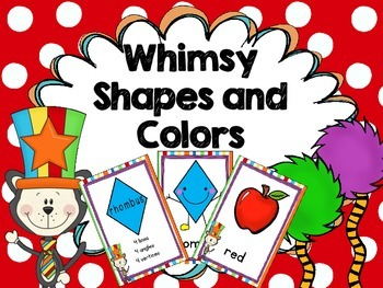 Whimsy Shapes and Colors