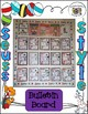 Seuss Style Bulletin Board 1st 100 Fry Words: Read it! Build It! Write It!