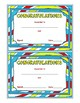Seuss Themed Award Certifiates - Editable