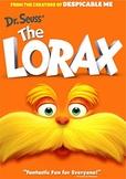 "Seuss-enomics: ""The Lorax"" Movie Activity"