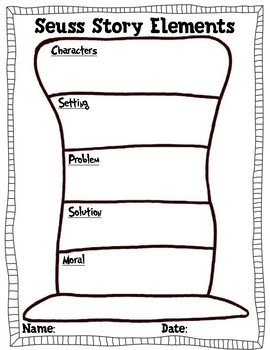 Seuss story elements