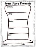 Seuss story elements