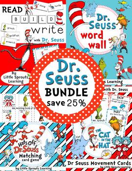 Seussical Bundle  (Dr. Seuss)