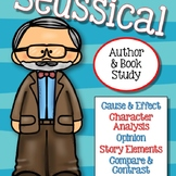 Seussical Study (Author and Books
