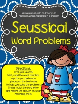 Seussical Word Problems