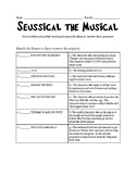 Seussical the Musical Worksheet