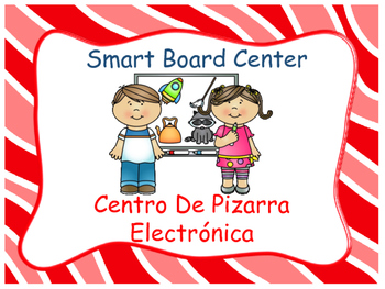 Seusstastic Bilingual Learning Centers Signs