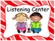 Seusstastic Learning Centers Signs