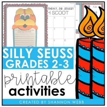 Silly Seuss and Friends Gr. 2-3