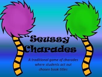 Seussy Charades