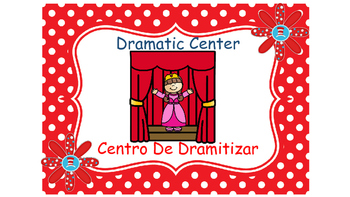 Seustastic Bilingual Learning Centers Signs