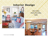 Seven Basic Styles of Interior Decorating