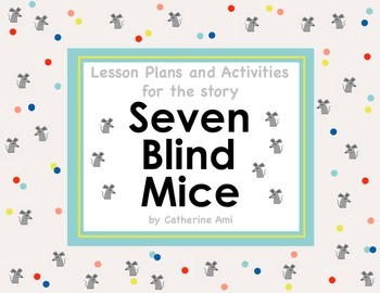 Seven Blind Mice Lesson Plans and Activities