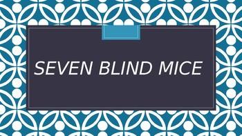 Seven Blind Mice PowerPoint Activity