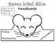 Seven Blind Mice headbands