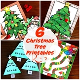 Seven Christmas Tree Activities for Kindergarten through Fifth Grade