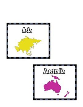 Seven Continents!