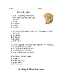Seven Cookies