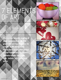 Seven Elements of Art Grade Five- 20 lessons