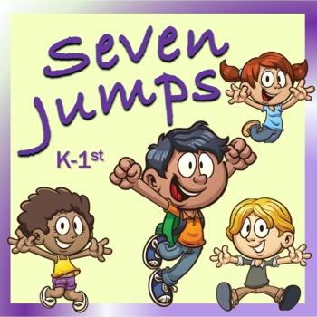"Movement Activity—""Seven Jumps"" for K-1st grade"