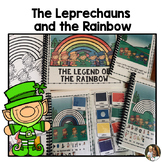 St. Patricks Day, Leprechaun interactive story, rebus read, March Ireland