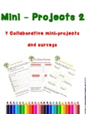 Seven MORE Mini-Research Projects 2
