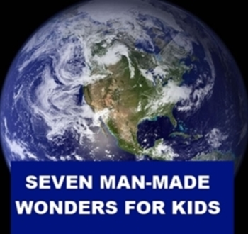 Seven Man-Made Wonders Powerpoint