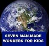 Seven Man-Made Wonders Powerpoint